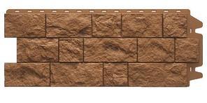 Фасадные панели FELS Дёке Терракотовый 1052x425 мм