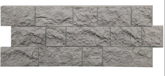 Фасадные панели FELS Дёке Северная скала 1052x425 мм (0,45 м2)