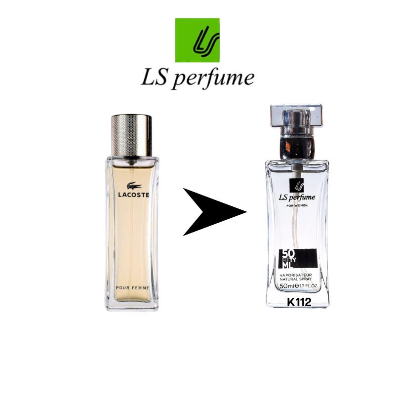 Женский парфюм Lacoste Pour Femme 50ml.