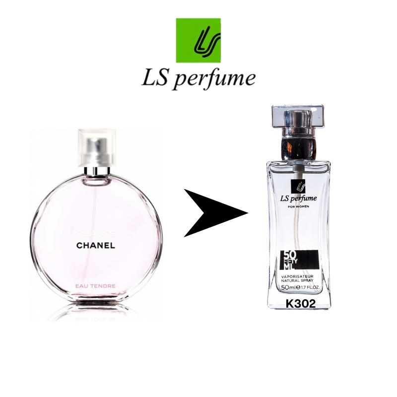 Женский парфюм Chanel Chance Eau Tendre