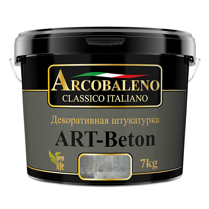 Декоративная штукатурка Arcobaleno ART-Beton