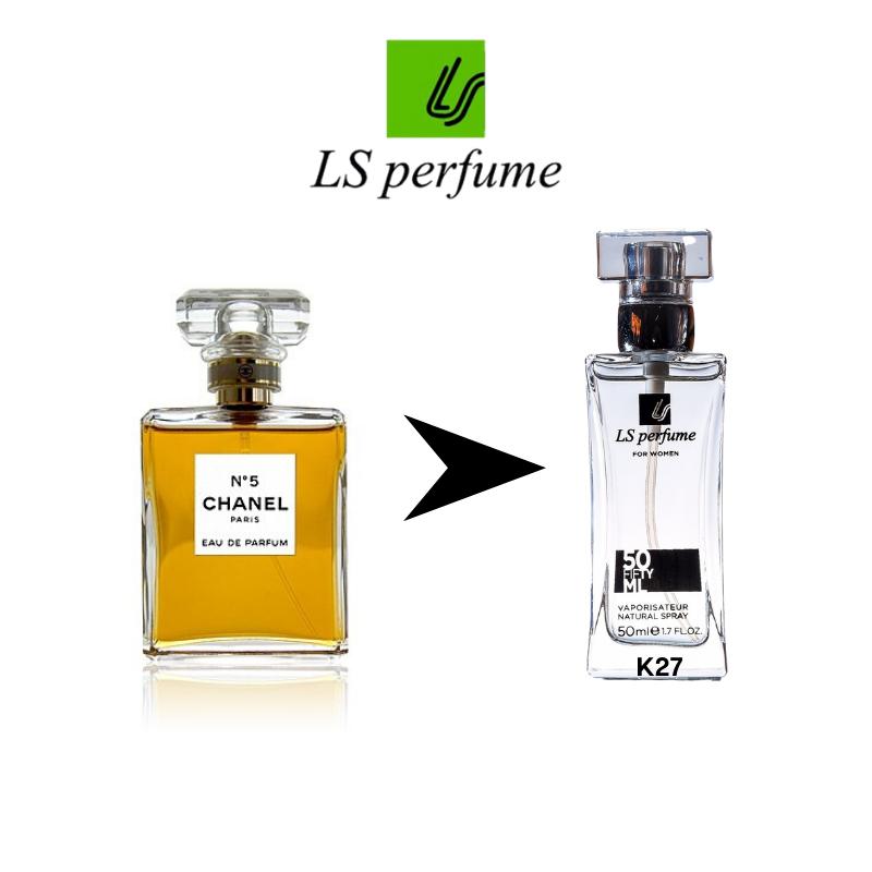 Женский парфюм Chanel № 5