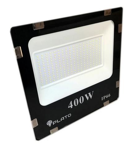 Светодиодный прожектор 400 W черный, фото 2