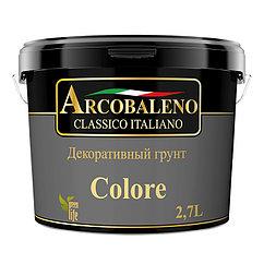 Декоративный грунт Arcobaleno Colore