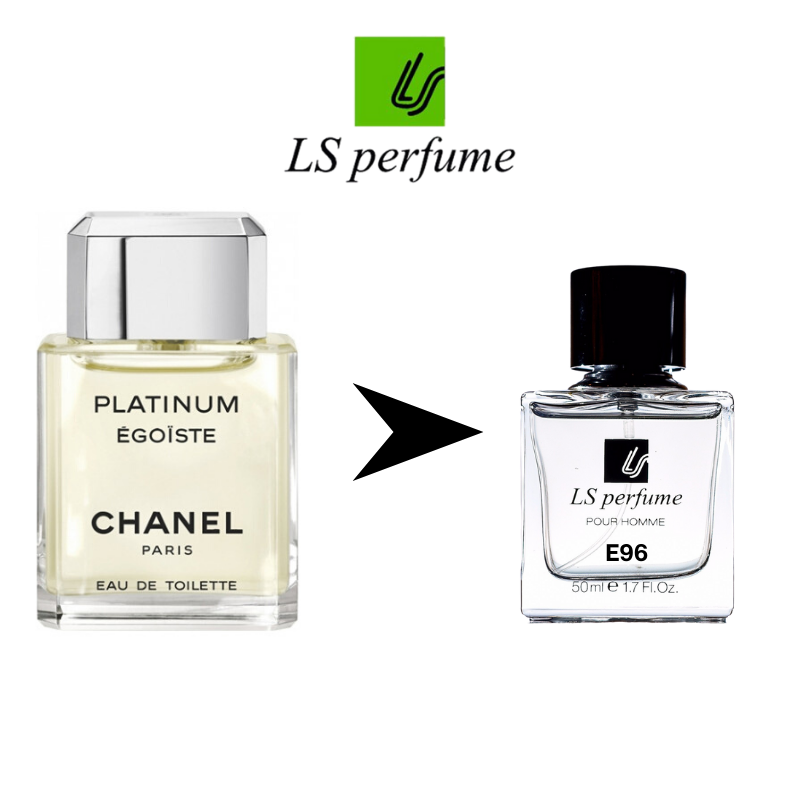 Мужской парфюм Chanel Egoiste Platinum