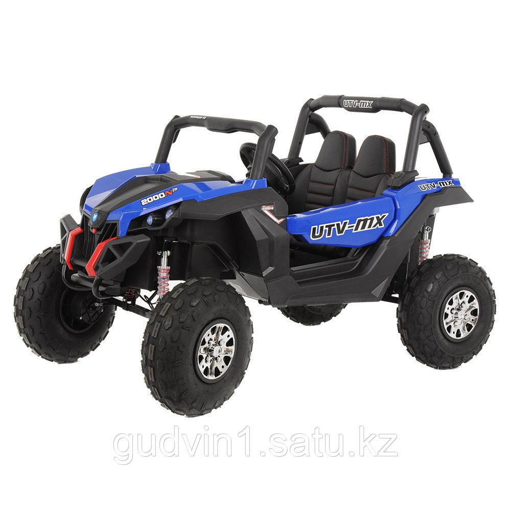 RXL Багги 603 12V/7Ah*2;45W*4(муз,свет,надувные колеса,MicroSD) RXL-603-Blue