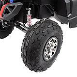 RXL Багги 603 12V/7Ah*2;45W*4(муз,свет,надувные колеса,MicroSD) RXL-603-Blue, фото 7