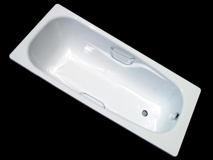 Ванна стальная ESTAP MAIA 170*75 с ручками