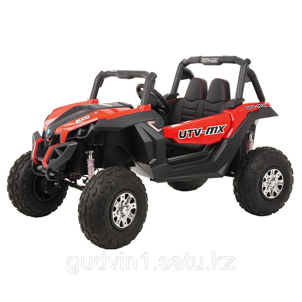RXL Багги 603 12V/7Ah*2;45W*4(муз,свет,надувные колеса,MicroSD) RXL-603-Red