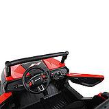 RXL Багги 603 12V/7Ah*2;45W*4(муз,свет,надувные колеса,MicroSD) RXL-603-Red, фото 2