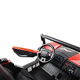 RXL Багги 603 12V/7Ah*2;45W*4(муз,свет,надувные колеса,MicroSD) RXL-603-Red, фото 5