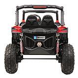 RXL Багги 603 12V/7Ah*2;45W*4(муз,свет,надувные колеса,MicroSD) RXL-603-Red, фото 9