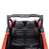 RXL Багги 603 12V/7Ah*2;45W*4(муз,свет,надувные колеса,MicroSD) RXL-603-Red, фото 8