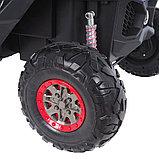 RXL Багги 603 12V/7Ah*2;45W*4(муз,свет,надувные колеса,MicroSD)RXL-603-White, фото 9