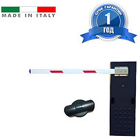 Шлагбаум MOOVI 30 Baza BFT - Италия (стрела 4.6 м, открытие 4.0 сек, до 1200 циклов/24часа)