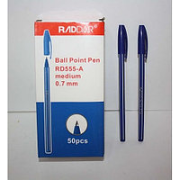 """Ручка шариковая """"555-А"""", 0,7 мм, 50 шт/уп, синяя  П-555-А"""