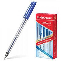 "Ручка шариковая ERICH KRAUSE ""Ultra-10"", 0,7 мм, синяя  13873"