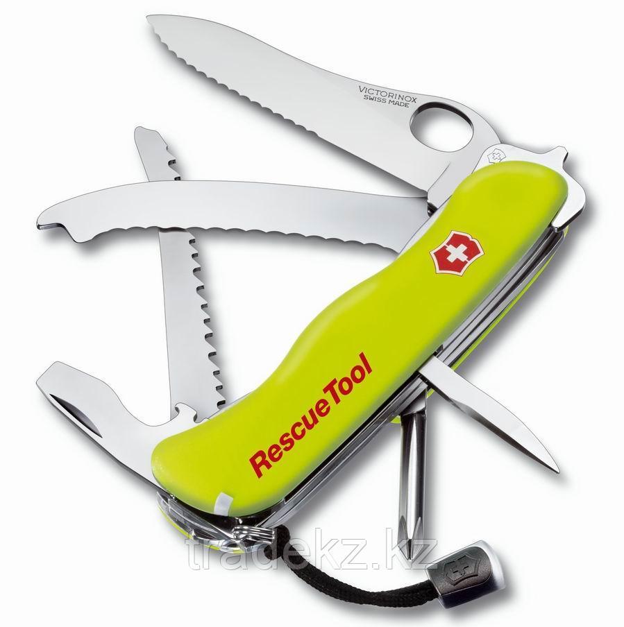 Нож складной VICTORINOX RESCUETOOL, 111 мм.