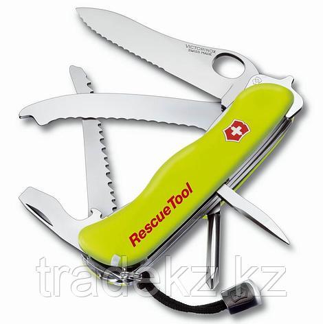 Нож складной VICTORINOX RESCUETOOL, 111 мм., фото 2