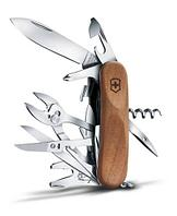 Нож складной, мультитул VICTORINOX EvoWood S557