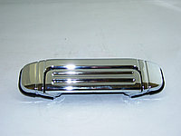 Ручка двери передняя левая внешняя хром MR156875 Pajero Для Паджеро 2 второе поколение