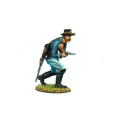 Коллекционный солдатик, Гражданская война США, Спешившийся раненный в плечо Кавалерист