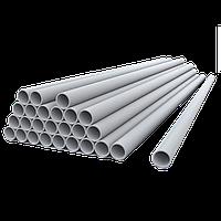 Хризотилцементная труба безнапорная Ду.300 мм БНТ с хризотиловой муфтой без резинок L-5 м