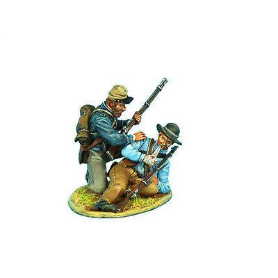 Коллекционный солдатик, Гражданская война США, Первая помощь Пехотины 13-го Алабамского полка
