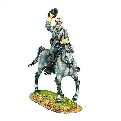 Коллекционный солдатик, Гражданская война США, Генерал Роберт Эдвард Ли
