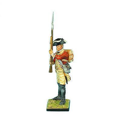 Коллекционный солдатик, Война за независимость США, Пехотинец 22-го пехотного полка
