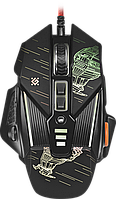 Мышь игровая Defender sTarx GM-390L (Black), фото 1