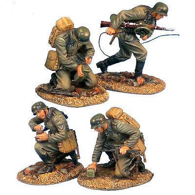 Набор коллекционных солдатиков, Сталинградская битва Отряд по уничтожению заграждений
