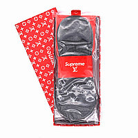 Следики Louis Vuitton x Supreme