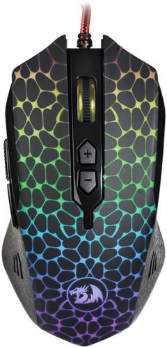Мышь игровая лазерная Redragon Inquisitor (Black)