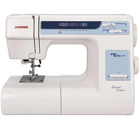 Швейная машинка Janome Myexcel 18 W