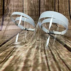 Защитные экраны. Face Shield в Алматы