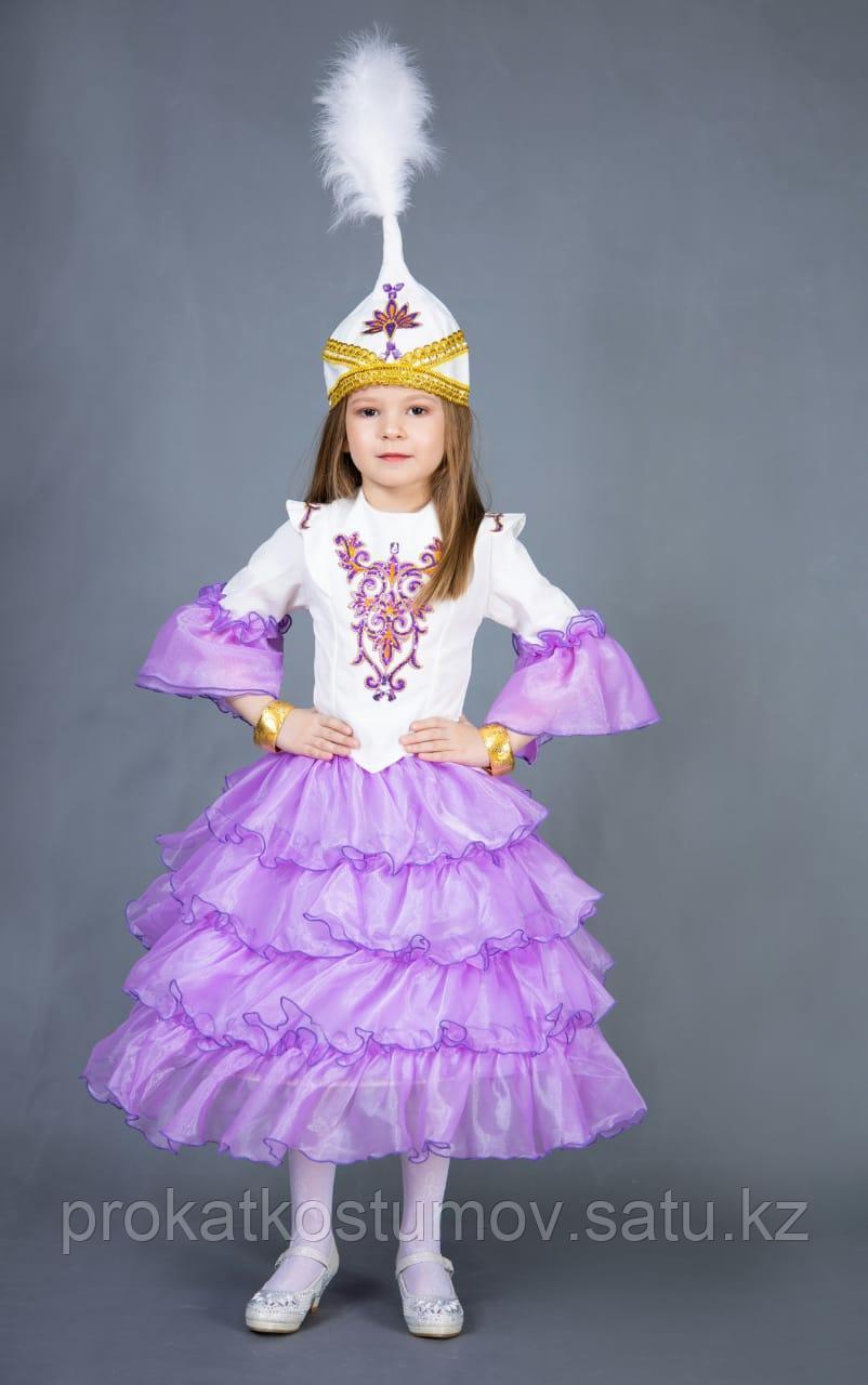 Казахские платья для девочек на продажу