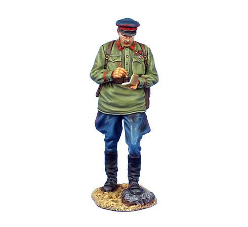 Коллекционный солдатик, Сталинградская битва Советский Офицер НКВД