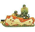 Коллекционный солдатик, Сталинградская битва Советский расчёт станкового пулемёта системы Максима, фото 2