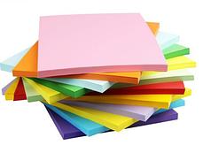 Бумага цветная ксероксная
