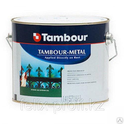 TAMBOUR METAL 0.75 л.