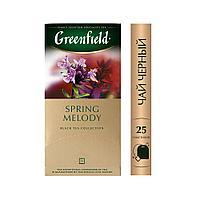 Greenfield Spring Melody, black tea (1.5х25х10)
