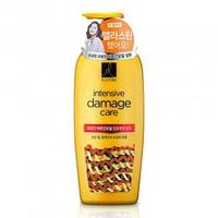 LG Elastine Шампунь для поврежденных волос Moroccan Argan Oil Damage Care Shampoo / 400 мл.