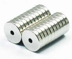 Неодимовый магнитный диск 25х5 мм