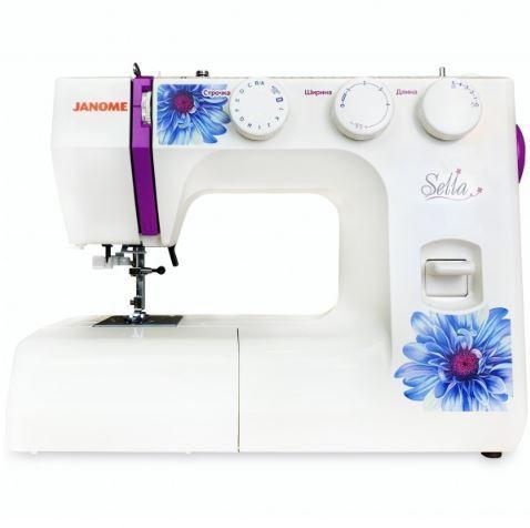 Швейная машина Janome Sella