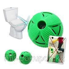 Распродажа! Магнитные шары для чистки туалета WC Ball (2 шт)
