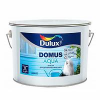 Краска Dulux DOMUS AQUA для деревянных фасадов полуматовая 10