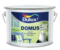Краска Dulux DOMUS для деревянных фасадов полуглянцевая 10
