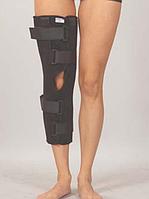 Иммобилизирующий ортез на коленный сустав (тутор)