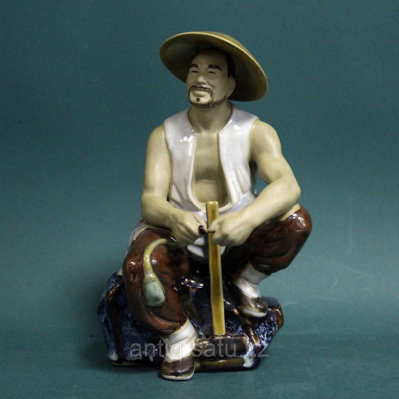«Ремесленник» Китай. Середина ХХ века - фото 1